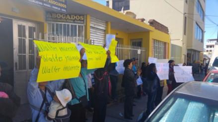 Determinan prisión preventiva contra docente acusado de tocamientos