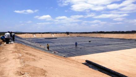 Piura: acuerdan culminar obra de saneamiento en Las Lomas