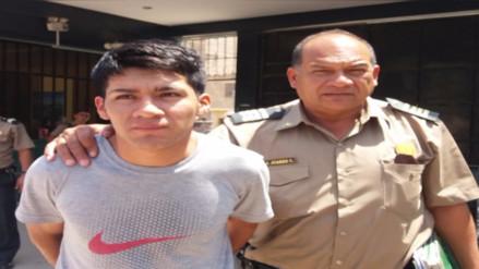 Sujeto que atacó con cuchillo a su expareja pasó a manos del Poder Judicial