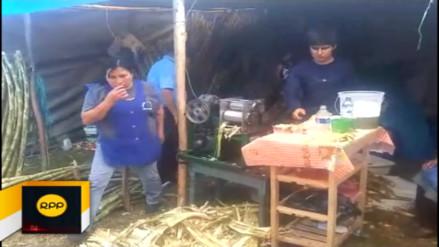 Fiesta del Huanchaco 2016 se vive en distrito de Baños del Inca