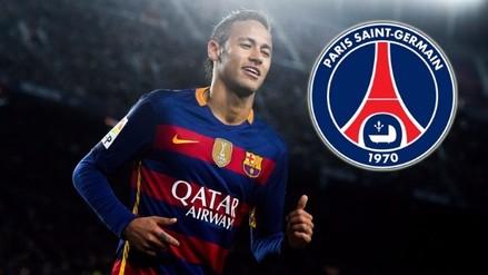 Neymar rechazó millonaria oferta del PSG para seguir en el Barcelona