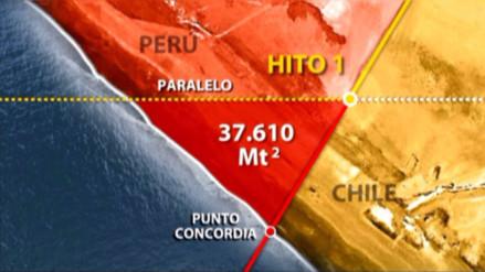 Canciller dice que el 'triángulo terrestre' no afecta la frontera con Chile