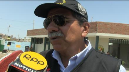 Carlos Balarezo recordó la importancia de la mochila de emergencia