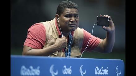 La fantástica historia del fotógrafo ciego de los Juegos Paralímpicos Río 2016