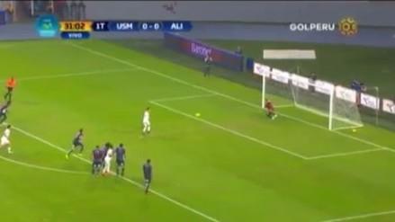 Video: Cristian Ortiz le picó la pelota a Leao Butrón en el penal