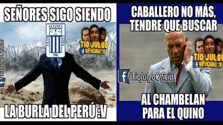 Alianza Lima es blanco de memes tras derrota ante la San Martín