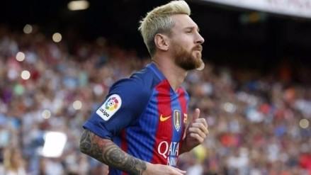 Messi se convirtió en el quinto jugador con más partidos en el Barcelona
