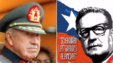 Se cumplen 43 años del golpe de Pinochet a Salvador Allende en Chile