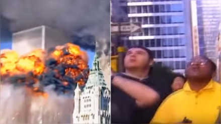 YouTube   El atentado del 11 de setiembre desde los ojos de los testigos