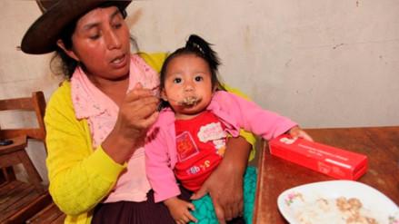 ENDES: Un millón de niños menores de 5 años tienen anemia en Perú