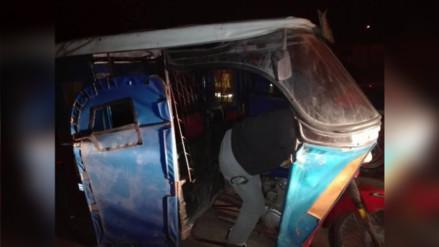 Hallan cuerpo sin vida de mototaxista en Huaral