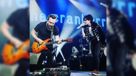 The Cranberries confirma que tocará en Vivo x el Rock VIII