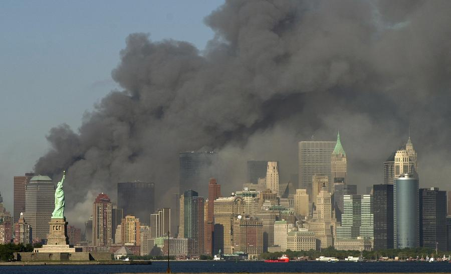 Video | Así se transmitió en vivo el atentado del 11 de septiembre