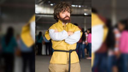 Tyrion Lannister peruano estará en Comic Con Chile