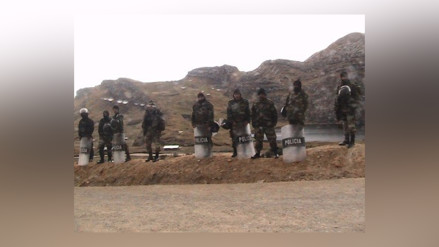 Pobladores de Ocuviri acatan paro de 48 horas en rechazo de mineras
