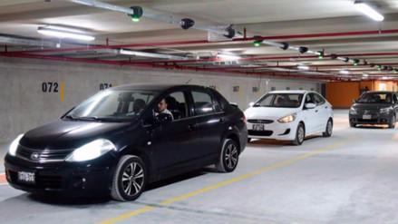 San Isidro pone a prueba su nuevo estacionamiento subterráneo