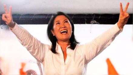 Congresista de Fuerza Popular apoya que elecciones se decidan con el 30% del voto