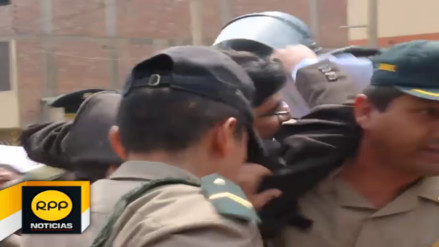 Defensor del Pueblo de Huánuco fue detenido durante protesta en Amarilis
