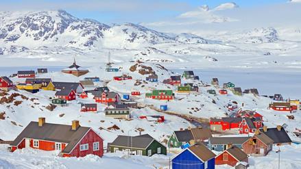 Groenlandia registra temperaturas récord de calor y deshielo durante 2016