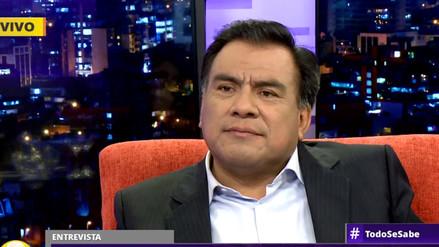 "Javier Velásquez Quesquén: ""He votado por Keiko pero no soy fujimorista"""