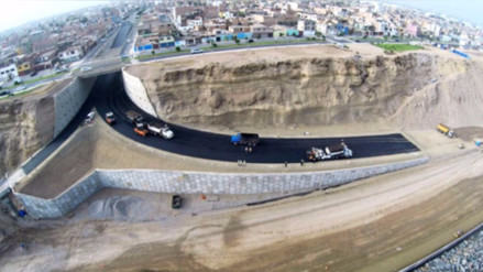 Construirán 3 viaductos para mejorar el tránsito pesado en el Callao