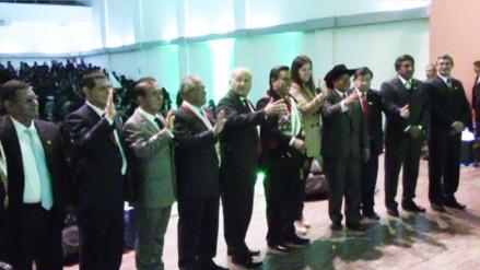 Junín: Gobernadores regionales instalan comité para el Bicentenario