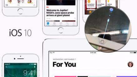 iOS 10 provocó errores en algunos dispositivos