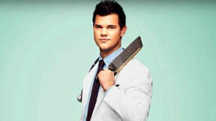 Taylor Lautner ya no luce como lo recuerdas