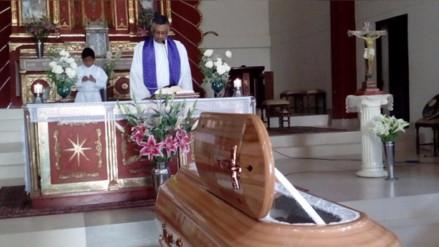 Sepultarán en el cementerio de Salas al sacerdote Pedro Guerrero