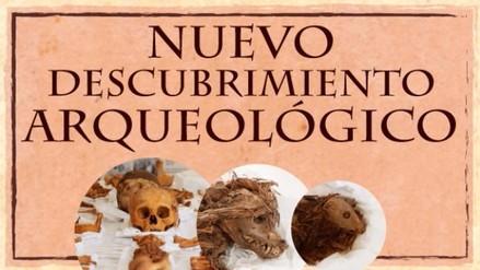Sepa más detalles de los nuevos restos arqueológicos hallados en el Parque de las Leyendas