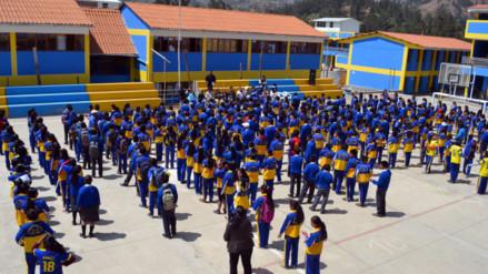 Inician campañas de salud mental en colegios de Andahuaylas