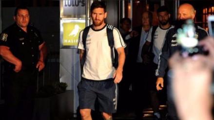 Messi y otras estrellas argentinas vendrán directamente a Lima para enfrentar a Perú