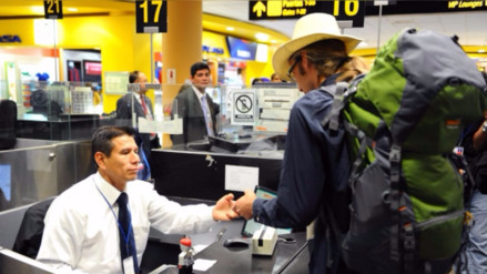 Chilenos y estadounidenses fueron los que más ingresaron al Perú en julio