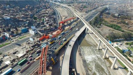 Municipalidad de Lima: Línea Amarilla presenta un 70% de avance