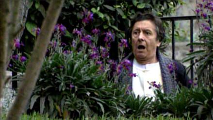 AFHS: Peter vuelve a escapar del manicomio estatal
