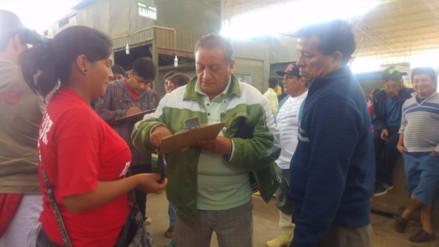 Continúan con la recolección de firmas para revocar al alcalde de Piura