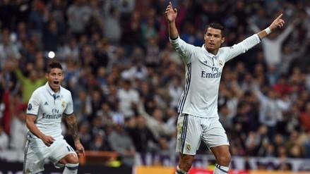 Real Madrid necesitó cinco minutos de furia para voltear el partido