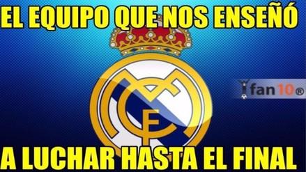 Divertidos memes del triunfo agónico del Real Madrid sobre Sporting en Champions