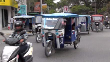 Exigen a Congreso leyes para combatir informalidad en mototaxis