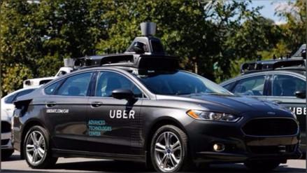 Uber estrenó su servicio de vehículos sin conductor en Estados Unidos