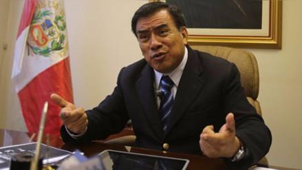 """Velásquez: """"No me parece viable ganar elecciones con el 30% más uno de los votos"""""""