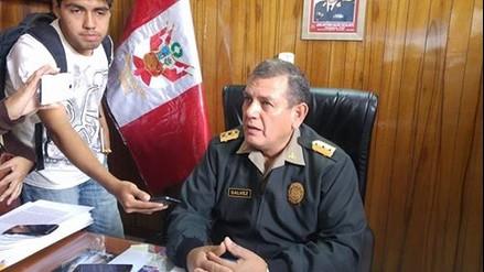 Áncash: jefe policial señala que estado de emergencia redujo el sicariato