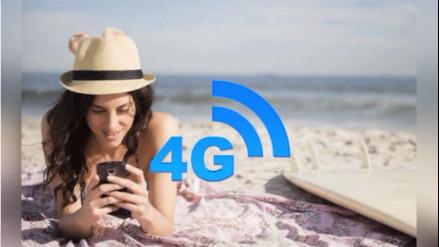 ¿Dónde encuentro cobertura 4G de Claro y Movistar en el Perú?