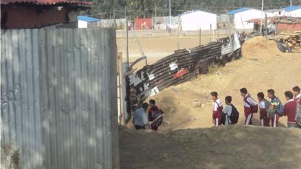 Huancayo: investigarán agresión de docente a alumnos en colegio
