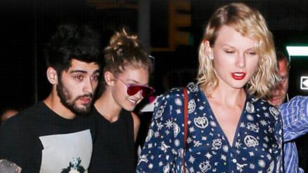 A Taylor Swift y a Gigi Hadid les gusta el mismo hombre