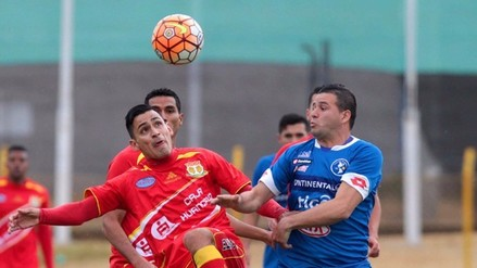 Chau Sudamericana: Sport Huancayo igualó 1-1 con Sol de América