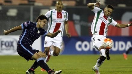 Sin hazaña: Real Garcilaso cayó 1-0 ante Palestino de Chile