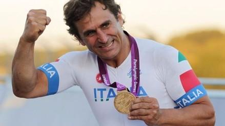 Alex Zanardi superó tragedia en la Fórmula Uno para consagrarse en los Paralímpicos