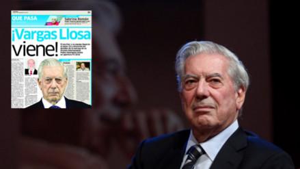 Mario Vargas Llosa es criticado por premio otorgado en República Dominicana