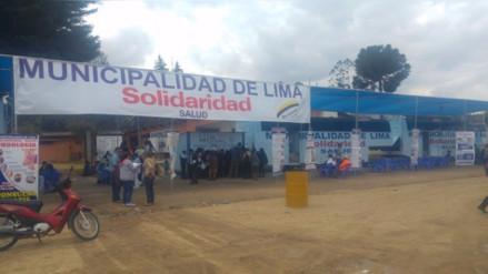 Unos 1,500 pacientes se atienden a diario en el hospital de la Solidaridad